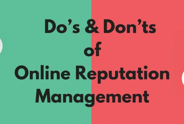 Do's and Don'ts of ORM