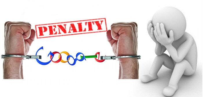 20 Reasons Why Google Will Penalize Your Website
