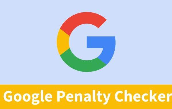 google penalty checker